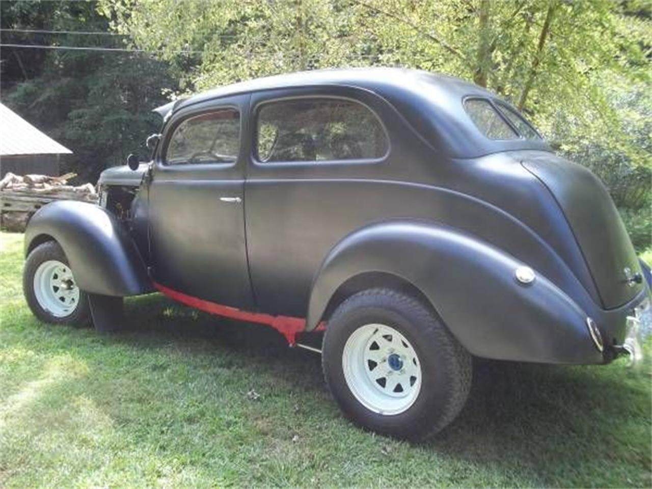 Large Picture of '38 Custom - OO7Z
