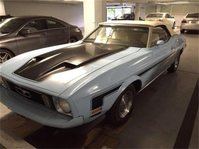 Picture of Classic 1973 Mustang located in Cadillac Michigan - $23,995.00 - OO82