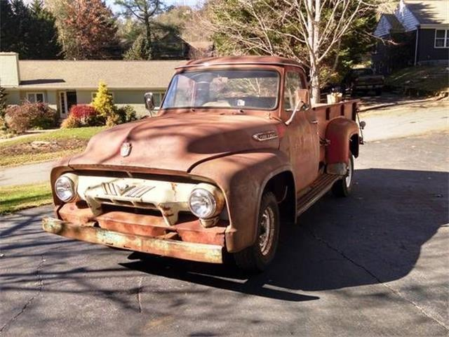 1954 Ford F350