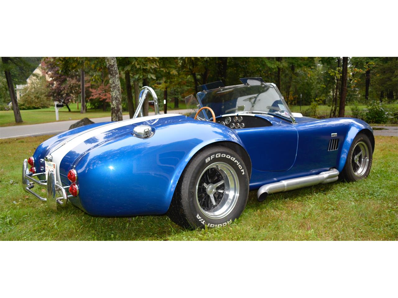 Large Picture of '67 Cobra Replica - ONFP