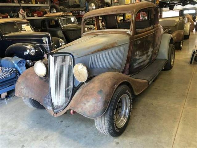 Picture of '34 Ford Coupe located in Michigan Offered by  - OO99