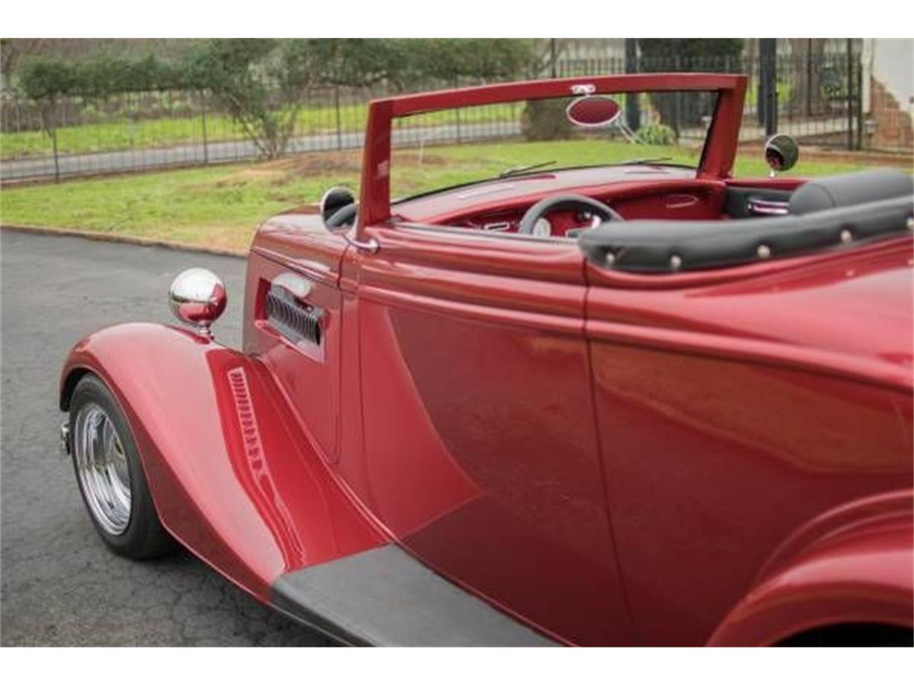 Large Picture of '34 Cabriolet - OO9B