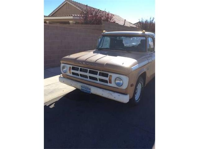 Picture of '68 D100 - OO9O