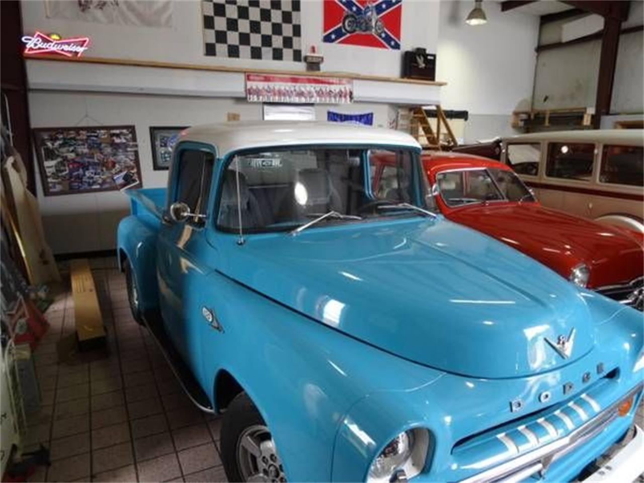 Large Picture of '57 Dakota - OOA0