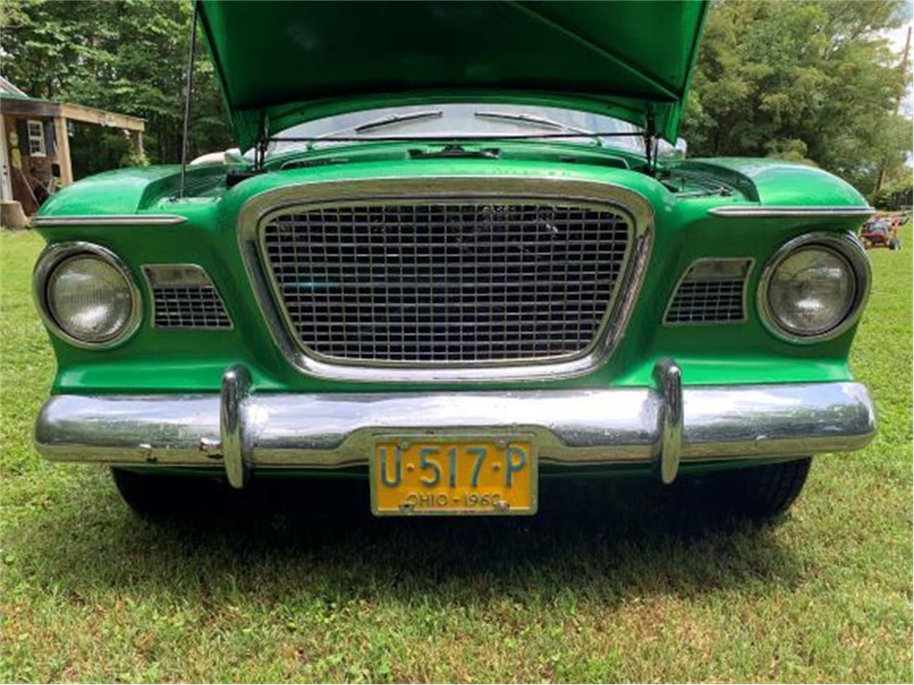 Large Picture of 1960 Studebaker Lark located in Cadillac Michigan Offered by Classic Car Deals - OOAF