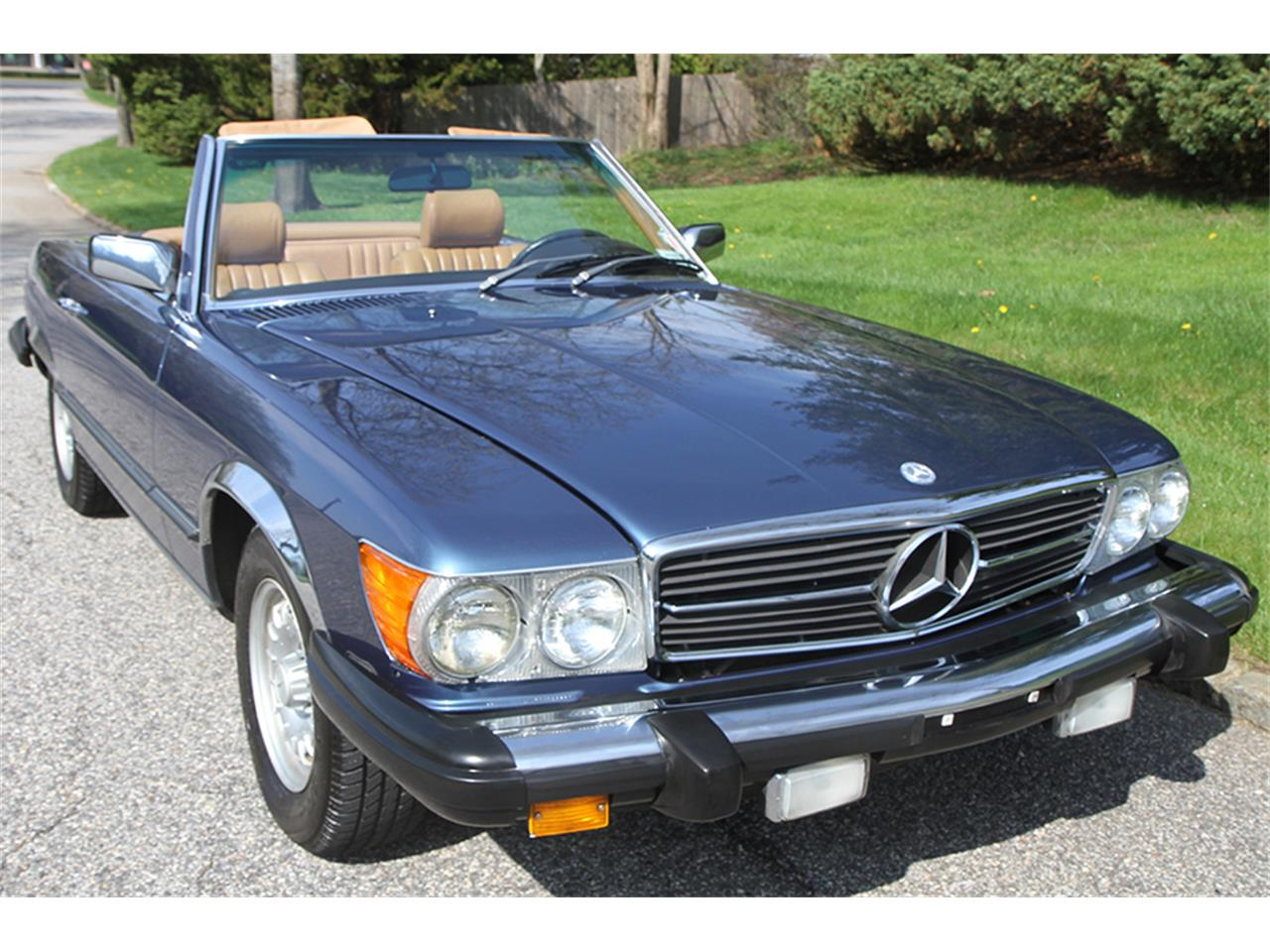 Large Picture of '81 380SL - ONFV