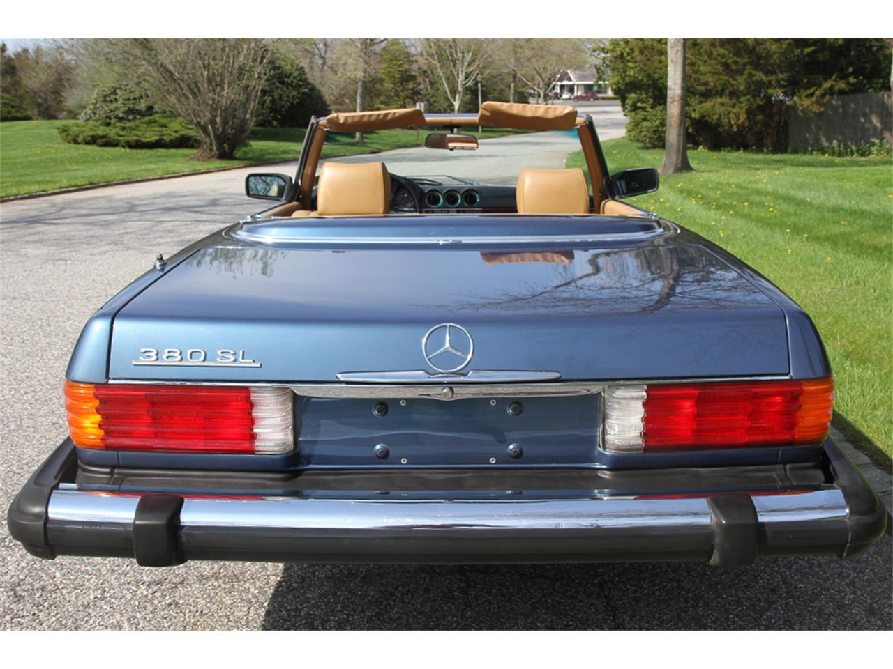 1981 Mercedes Benz 380sl For Sale Cc 1150123 Fuel Filter Large Picture Of 81 Onfv