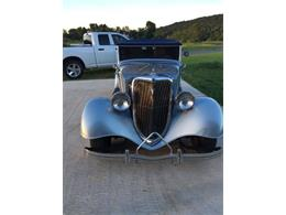 Picture of 1934 Ford Cabriolet Offered by Classic Car Deals - OOAT