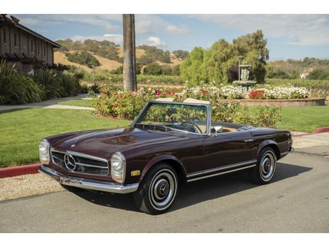 Picture of '68 250SL - OOCM
