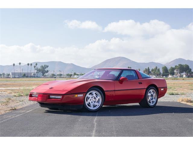 Picture of '90 Corvette - OOCR