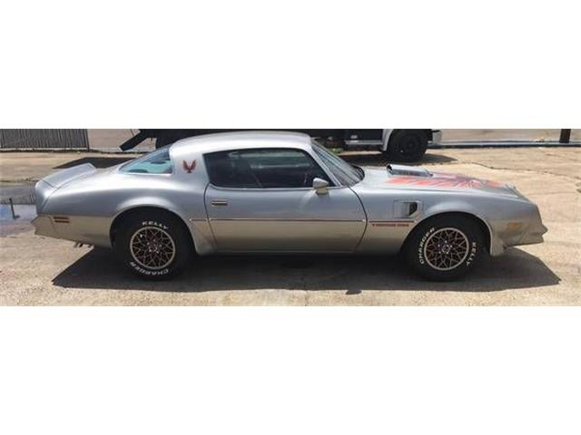 Picture of 1978 Firebird Trans Am located in Michigan - $19,495.00 - OOCT