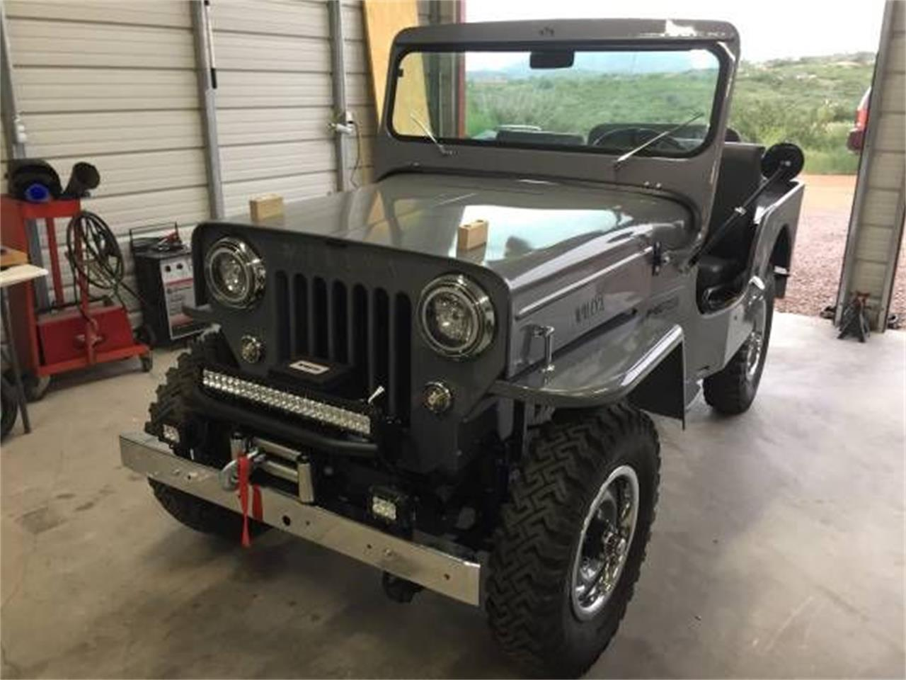 For Sale Willys Jeep >> 1953 Willys Jeep For Sale Classiccars Com Cc 1151315