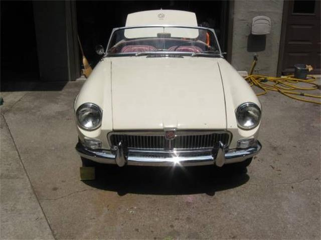 Picture of '66 MGB - OOD5