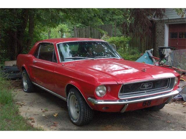 Picture of '68 Mustang - OODW