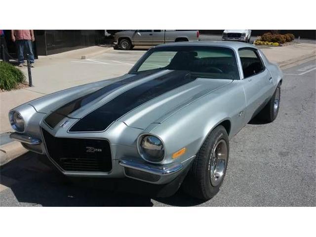 Picture of Classic '70 Chevrolet Camaro located in Cadillac Michigan - $27,495.00 - OOE7