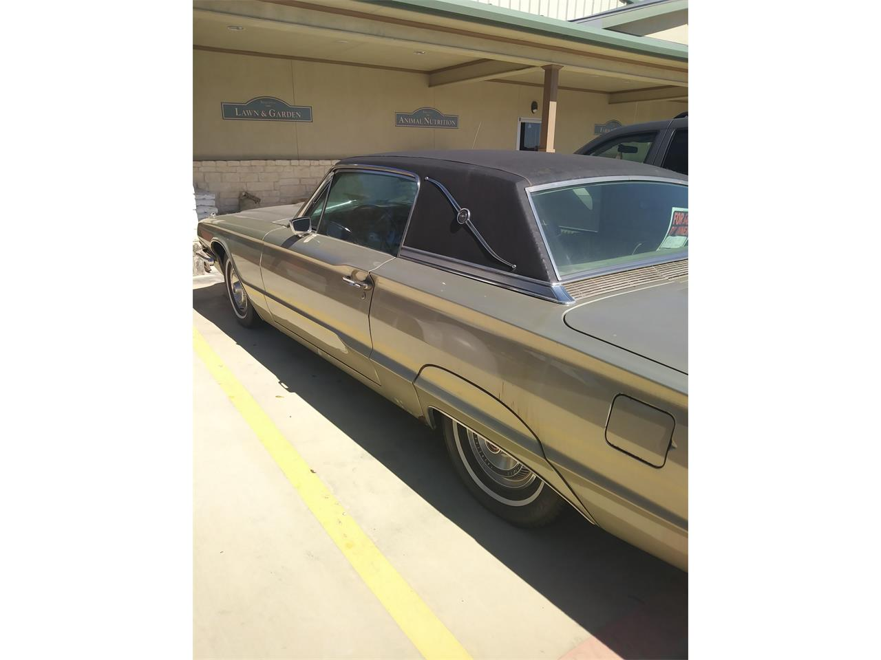 Large Picture of Classic 1966 Ford Thunderbird - $9,250.00 Offered by a Private Seller - ONG8