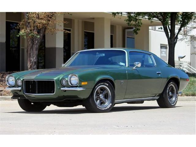 Picture of 1970 Chevrolet Camaro located in Cadillac Michigan - $45,895.00 Offered by  - OOEK