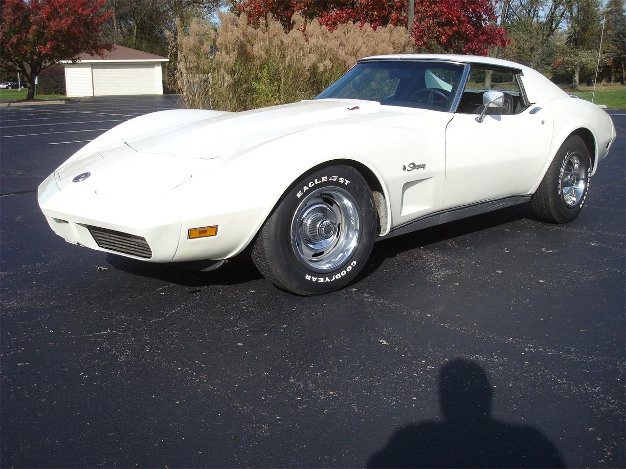 Large Picture of '74 Corvette - $10,900.00 Offered by Naperville Auto Haus - OOF3