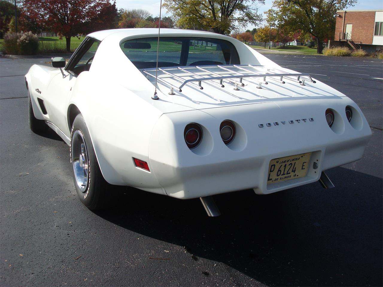 Large Picture of 1974 Corvette located in naperville Illinois Offered by Naperville Auto Haus - OOF3
