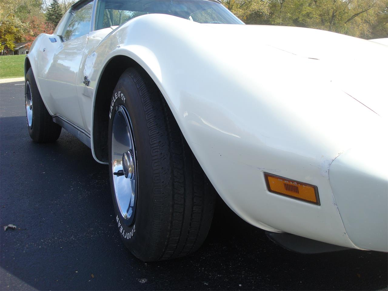 Large Picture of 1974 Chevrolet Corvette located in naperville Illinois - $10,900.00 Offered by Naperville Auto Haus - OOF3