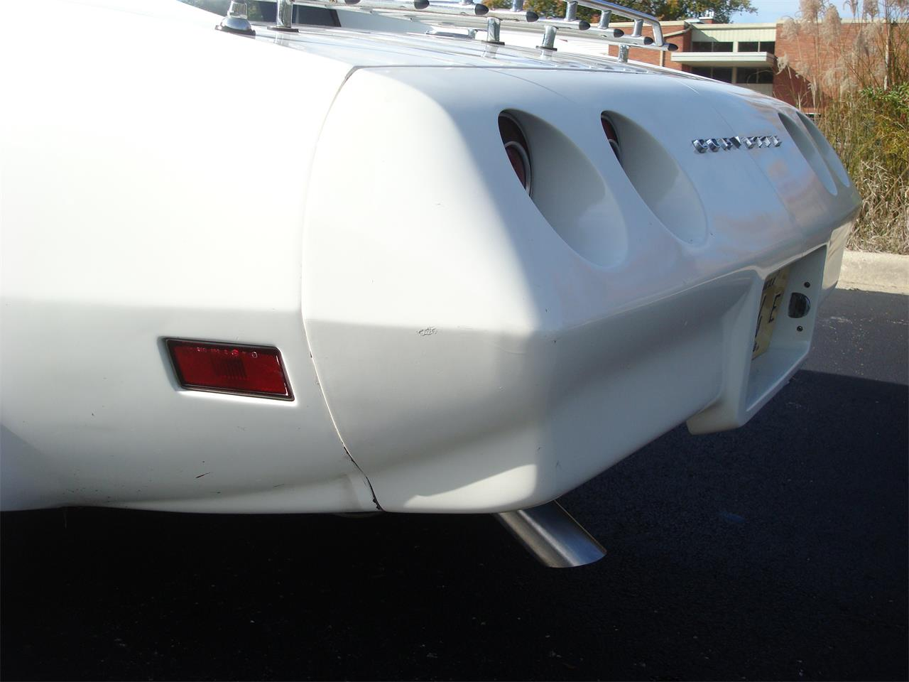 Large Picture of '74 Chevrolet Corvette located in naperville Illinois Offered by Naperville Auto Haus - OOF3