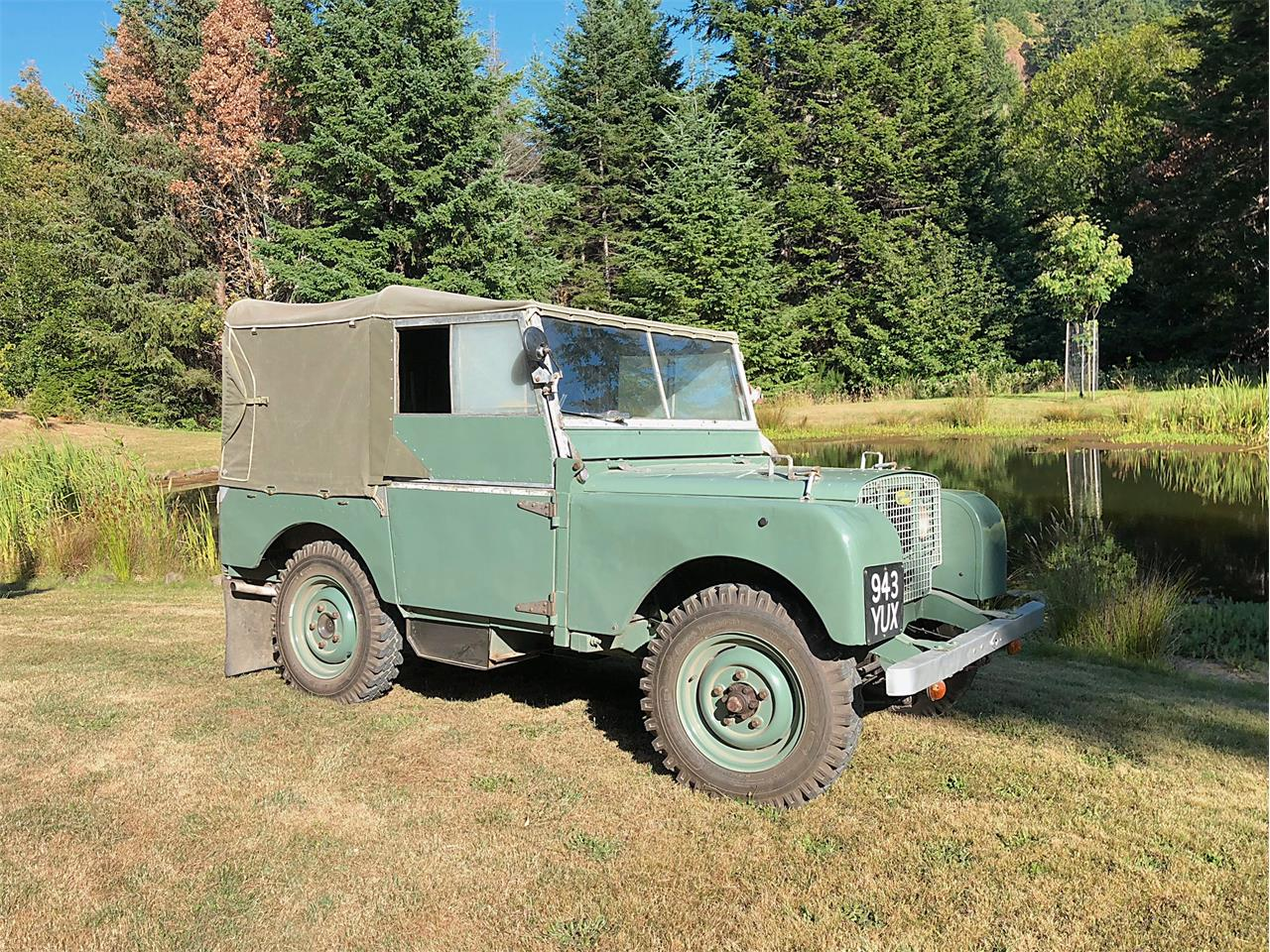 Large Picture of Classic 1949 Land Rover Series I located in Oregon - $64,500.00 Offered by a Private Seller - OOFL