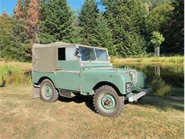 Picture of Classic '49 Land Rover Series I located in Oregon - OOFL