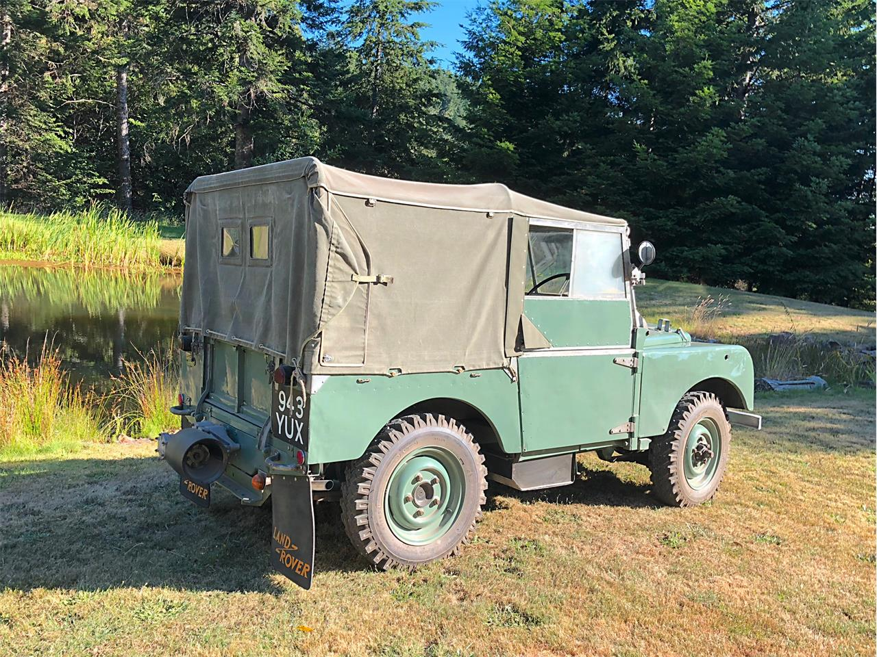 Large Picture of Classic '49 Series I located in Oregon - OOFL