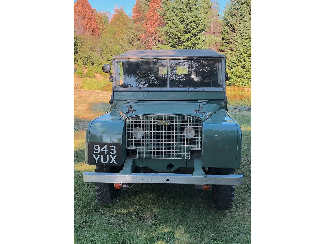 Large Picture of '49 Series I - $64,500.00 - OOFL