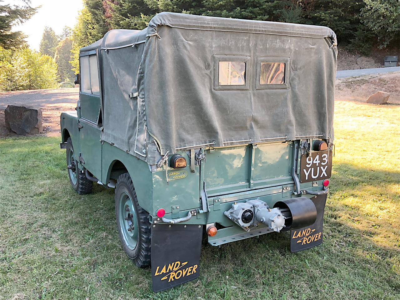 Large Picture of Classic '49 Land Rover Series I - $64,500.00 Offered by a Private Seller - OOFL