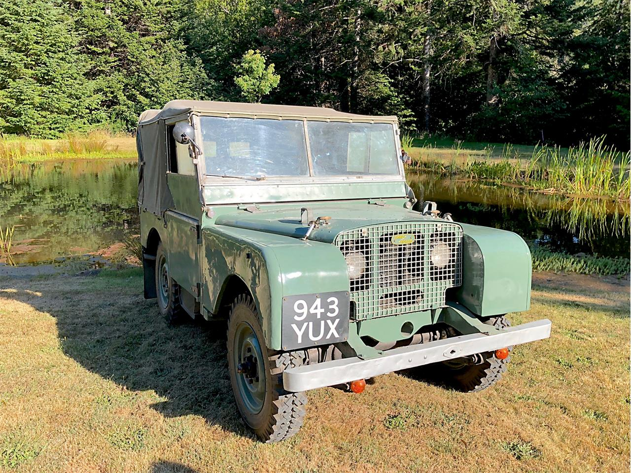 Large Picture of '49 Land Rover Series I located in Oregon - OOFL