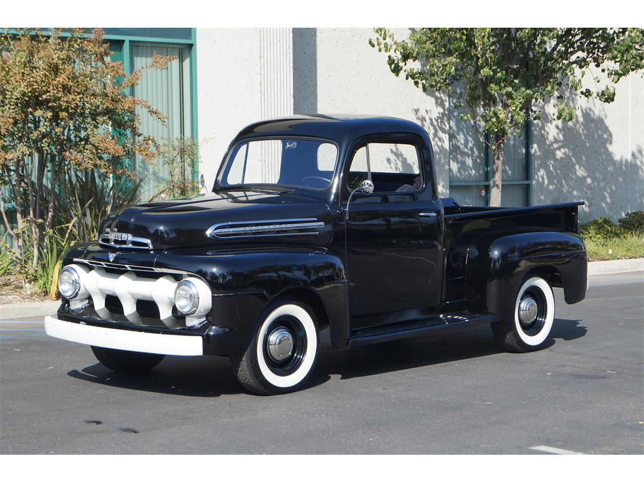 for sale 1951 ford f1 in thousand oaks, california Mounting a 302 in a Ford 51 F1