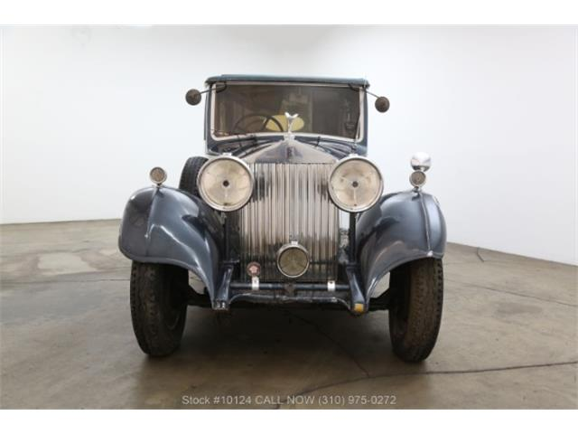 Picture of Classic 1934 Rolls-Royce 20/25 located in California - $15,750.00 - OOGB