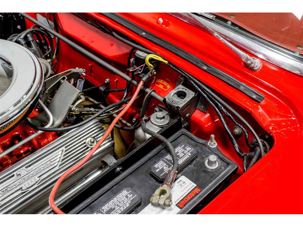 1957 Ford Thunderbird For Sale Cc 1150145 57 Wiring Large Picture Of Ongh