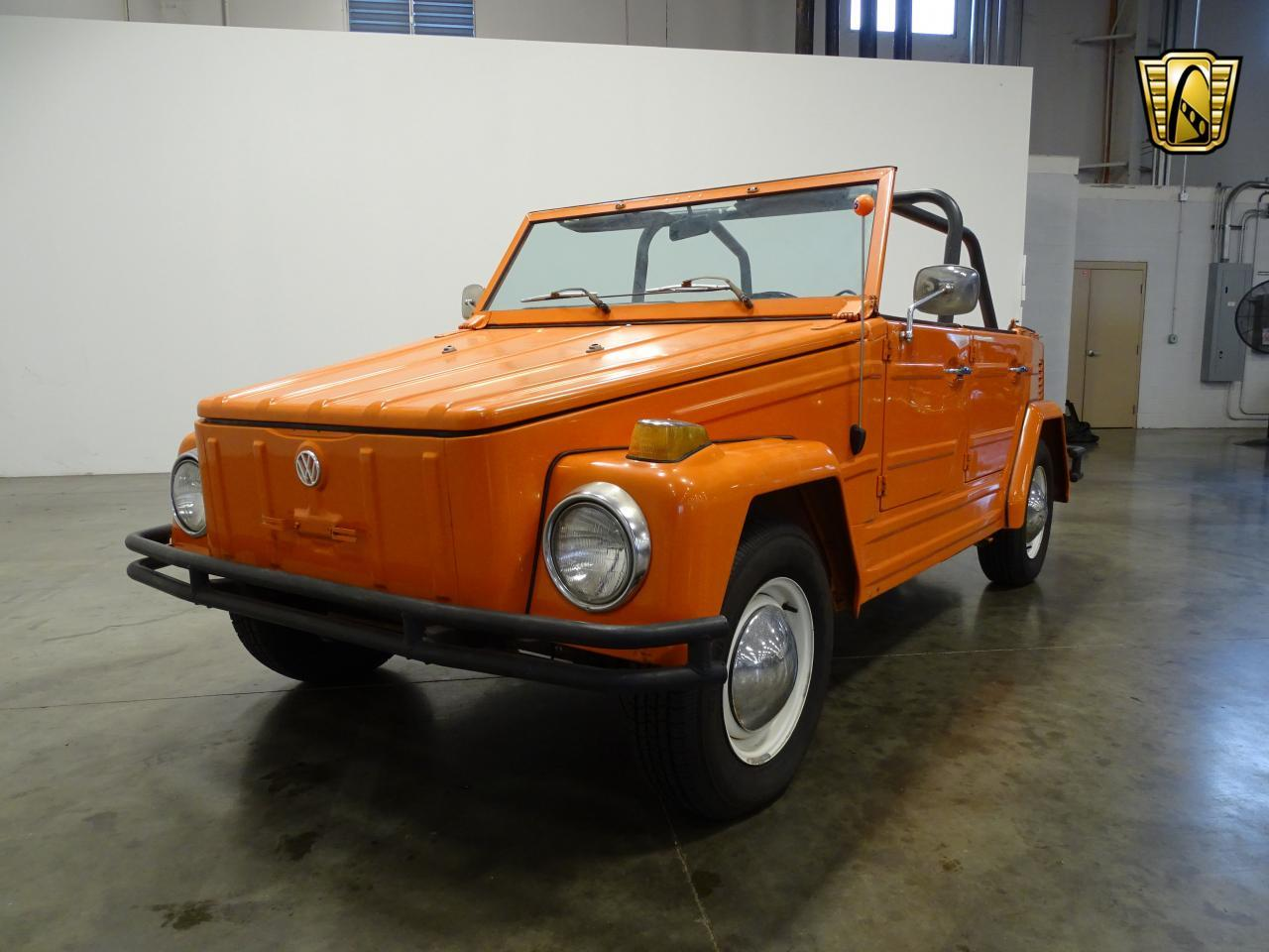 Large Picture of '73 Volkswagen Thing - OOGQ