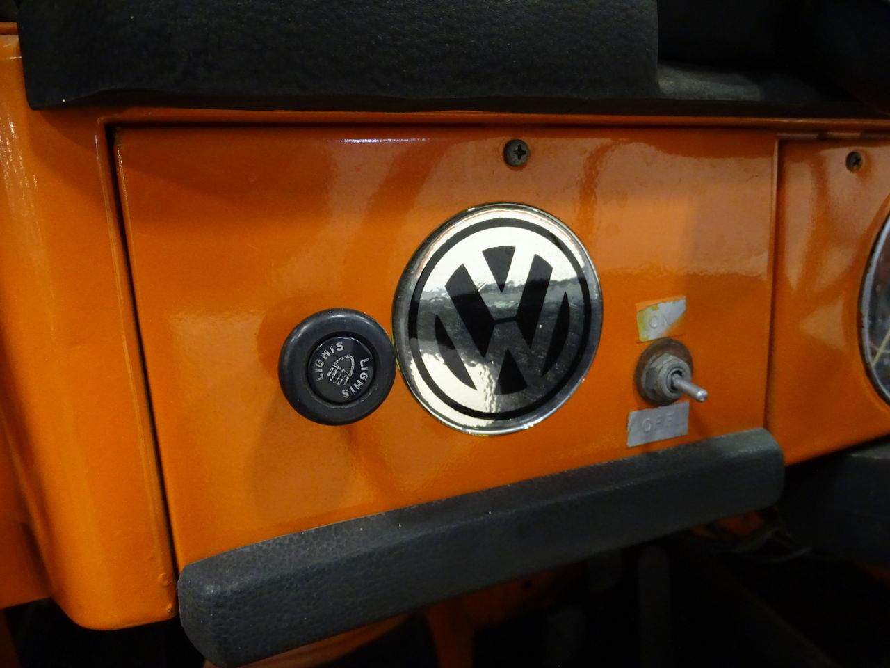Large Picture of 1973 Volkswagen Thing located in Tennessee - $16,995.00 Offered by Gateway Classic Cars - Nashville - OOGQ