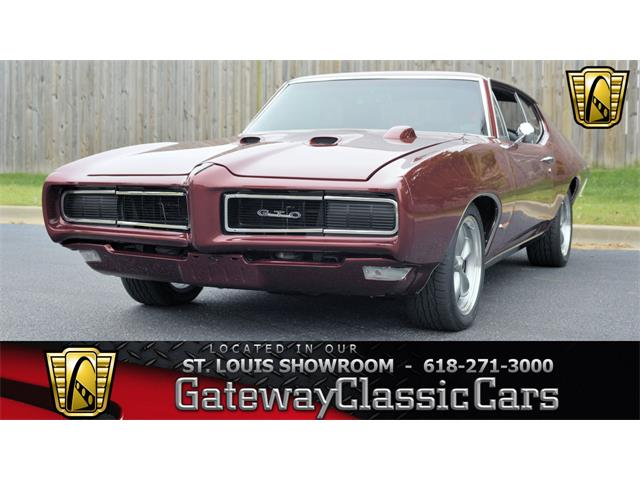 Picture of Classic 1968 Pontiac GTO located in O'Fallon Illinois - $71,000.00 - OOGR