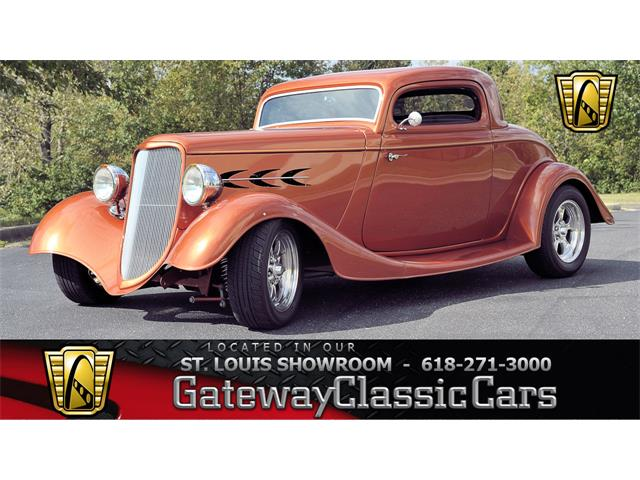 Picture of Classic '34 Coupe - OOGU