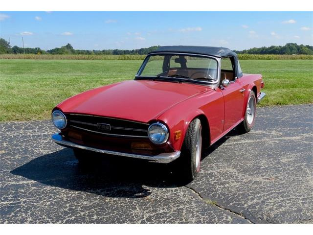 Picture of '74 TR6 - OOHI