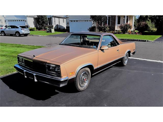 Picture of '87 El Camino - ONGL