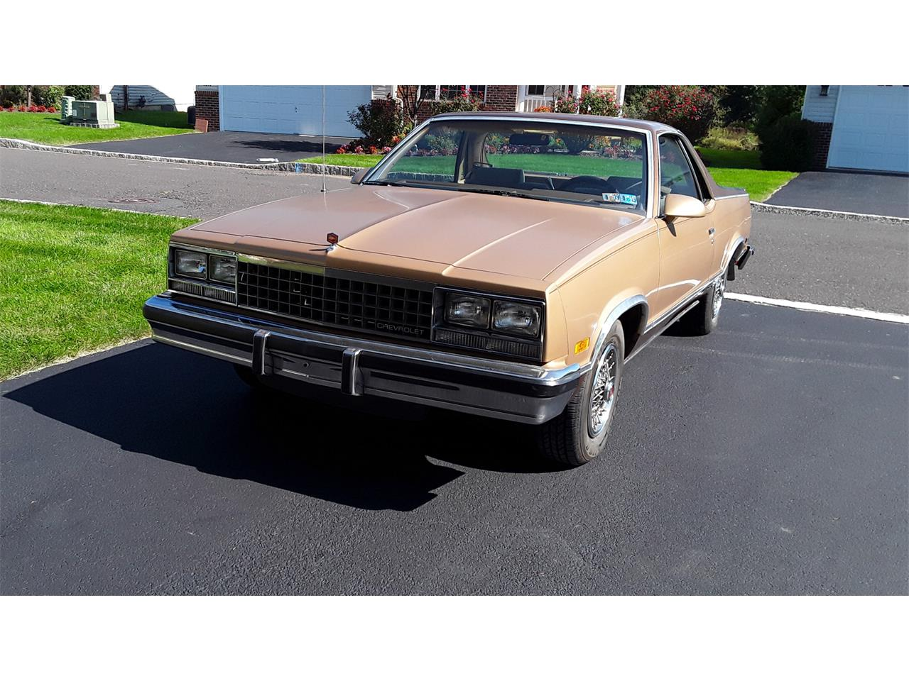 Large Picture of '87 El Camino - ONGL