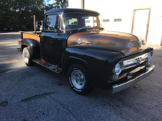 Picture of Classic 1956 Ford F100 located in Massachusetts - $15,900.00 - OOI7
