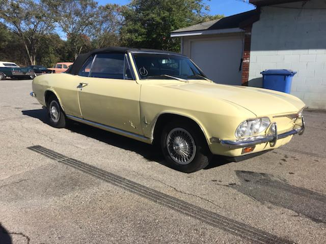 Picture of Classic 1968 Chevrolet Corvair located in Massachusetts - $4,995.00 Offered by  - OOI9