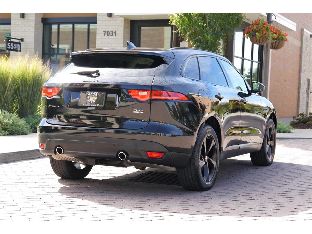 Large Picture of '17 F-PACE Offered by Arde Motorcars - OOIB