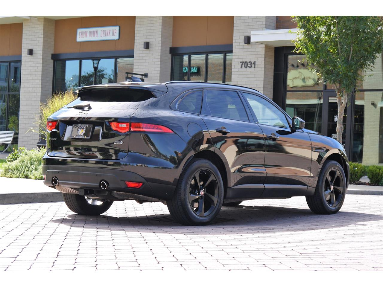 Large Picture of 2017 F-PACE located in Tennessee - $49,800.00 Offered by Arde Motorcars - OOIB
