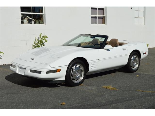 Picture of 1994 Chevrolet Corvette located in Springfield Massachusetts - OOIG