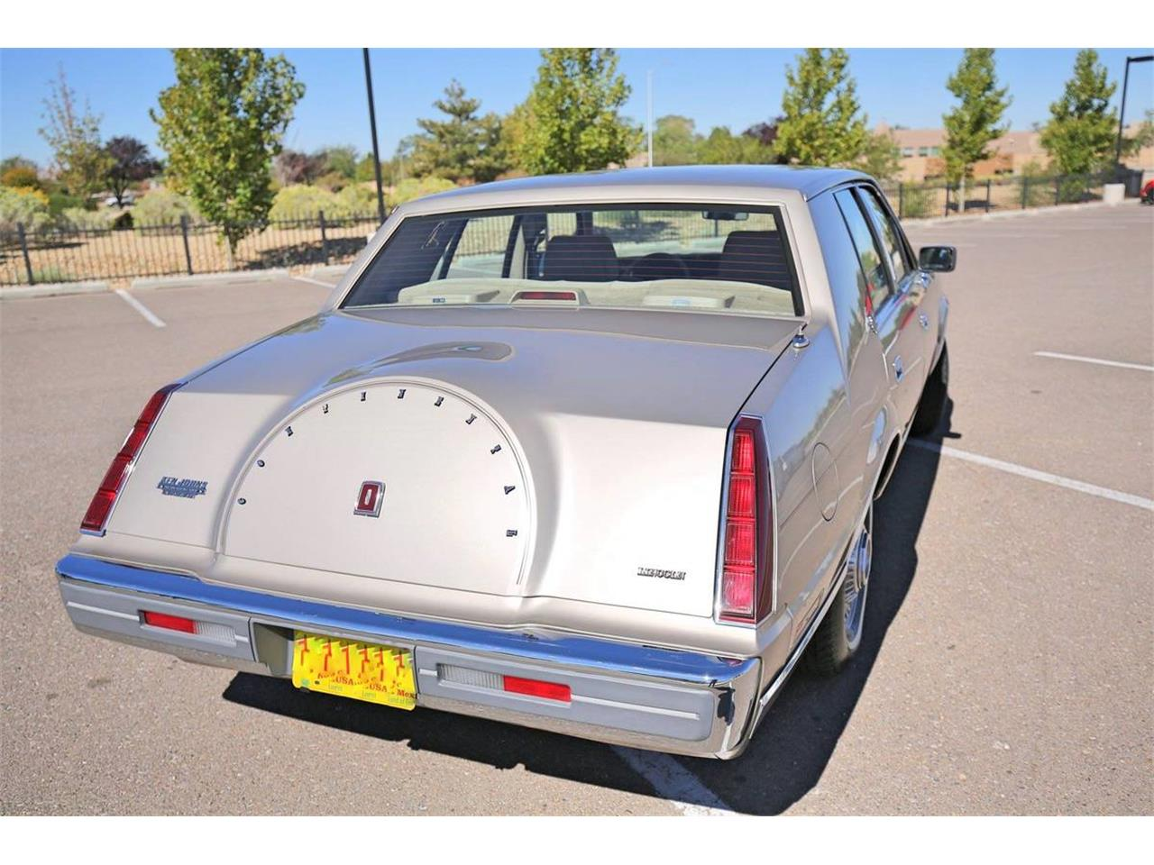 Large Picture of '87 Continental - OOIS