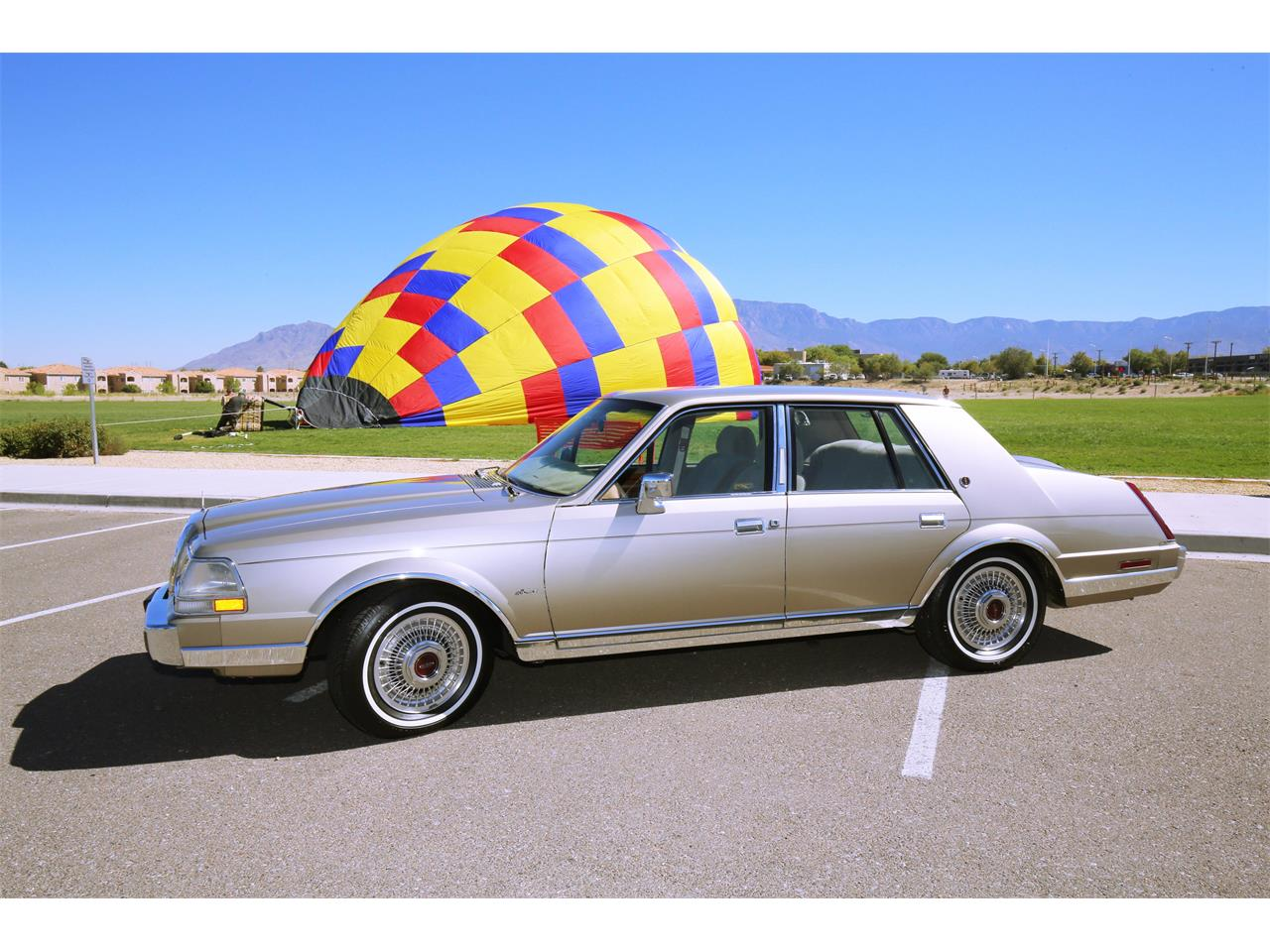 Large Picture of 1987 Continental Offered by a Private Seller - OOIS
