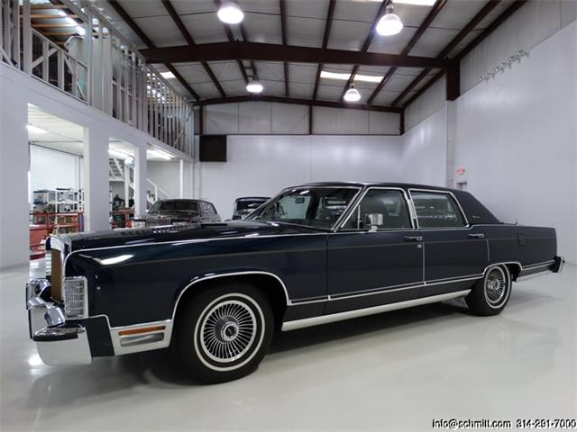 1979 Lincoln Continental For Sale On Classiccars Com