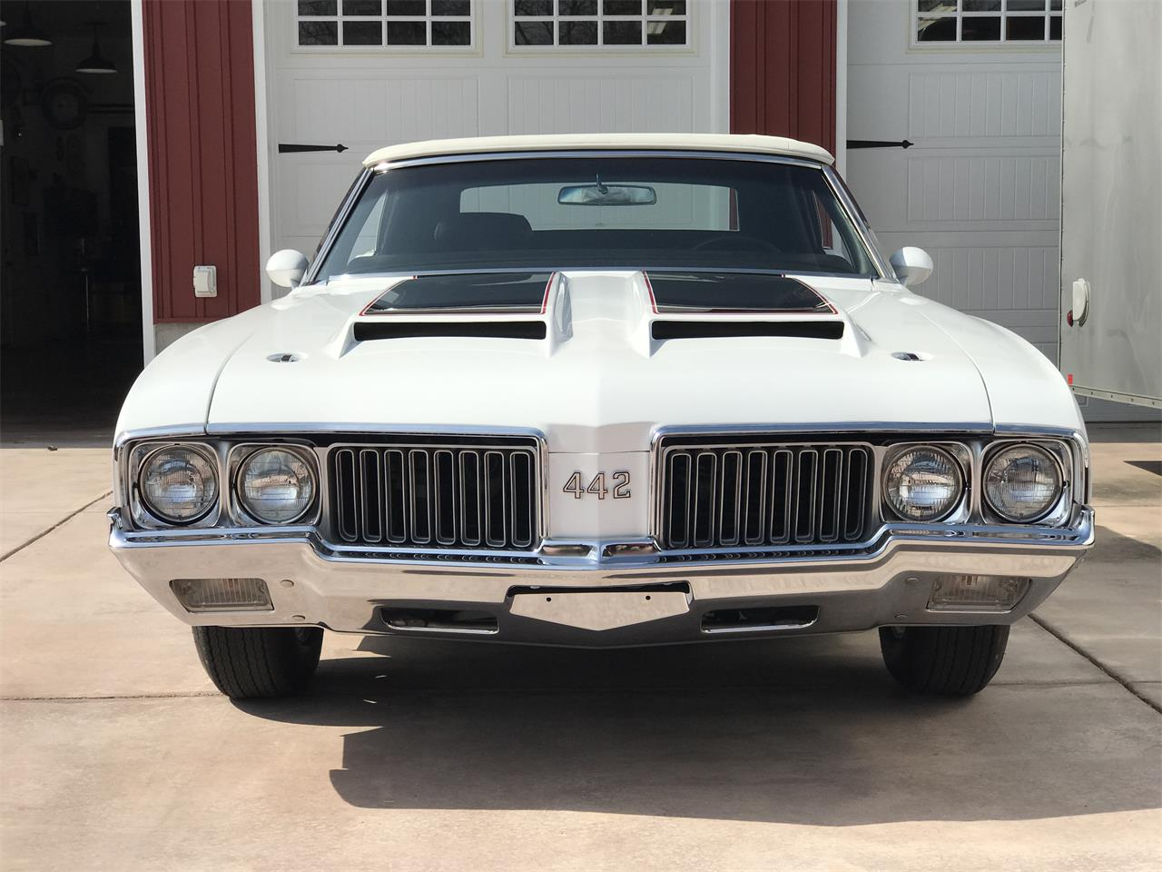 For Sale: 1970 Oldsmobile 442 in Arnold, Missouri